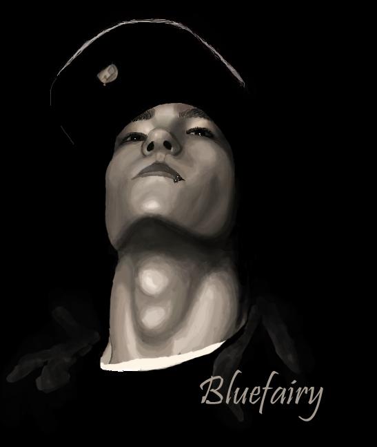 Tom Kaulitz par Bluefairy